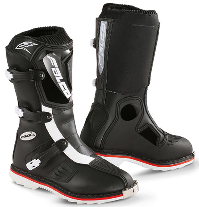 Boot cross baby Falco Lion 2 Black