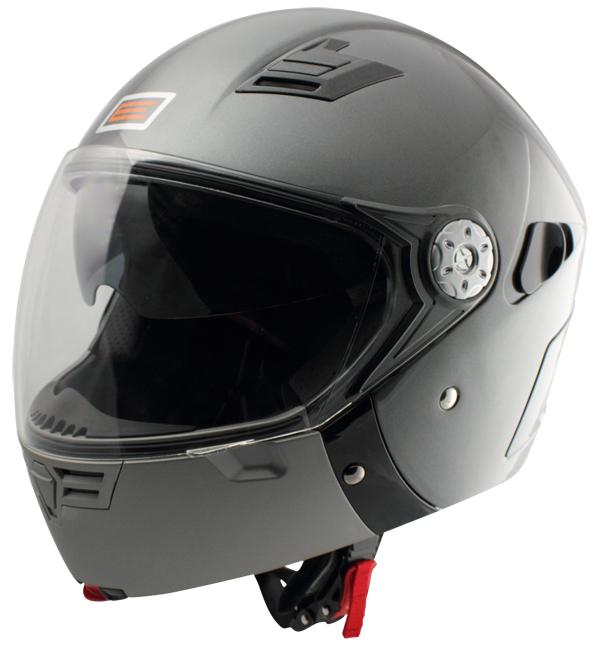 Modular helmet Origin Quick Bicolor anthracite