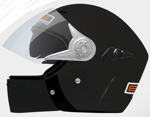 Origine RAPIDO flip off helmet MattBlack