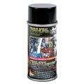 Vernice spray per manicotti radiatore Nero Lampa