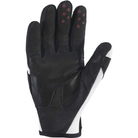 Gloves cross Scott Assault Grey Black