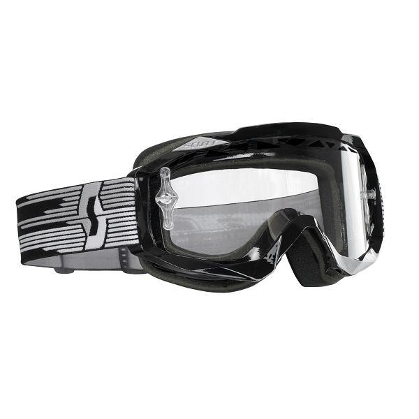 Scott Hustle MX wfs off road goggles Black