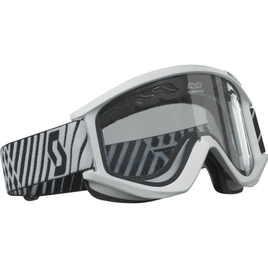 Scott RecoilXi Enduro off road goggles White