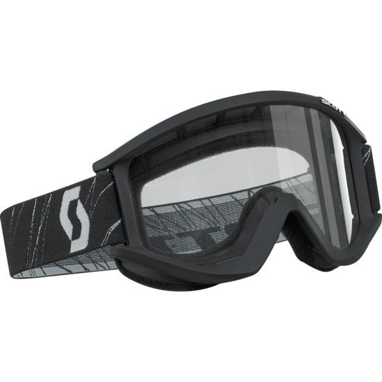 Occhiali moto cross Scott RecoilXi Nero
