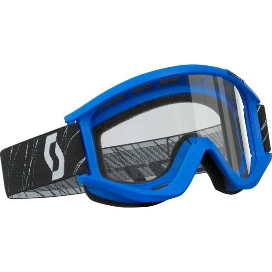 Scott RecoilXi off road goggles Blue