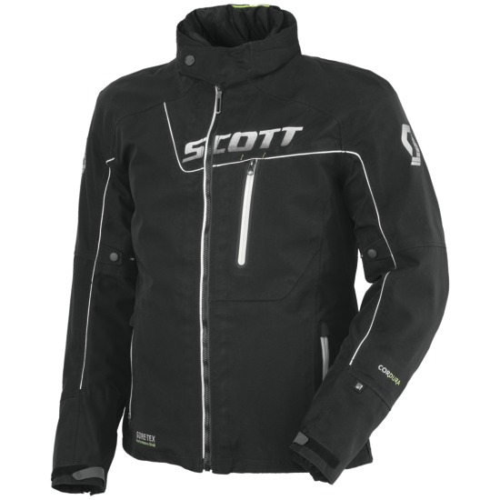Technical jacket with Scott Distinct 1 GT Black