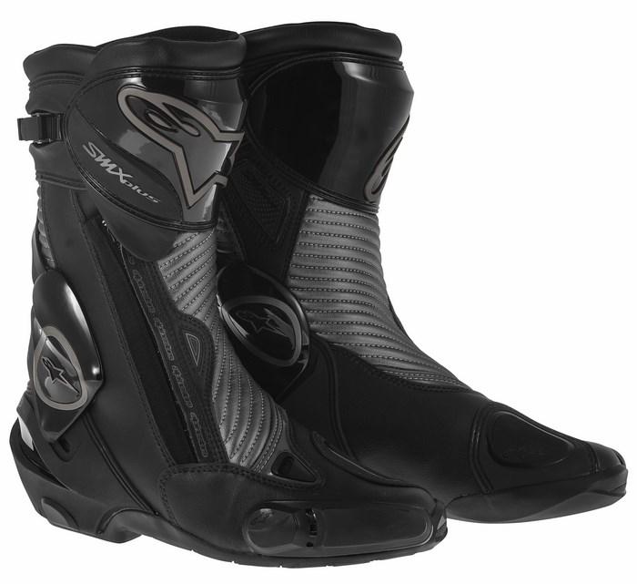 Alpinestars SMX Plus Gunmetal B-S boots