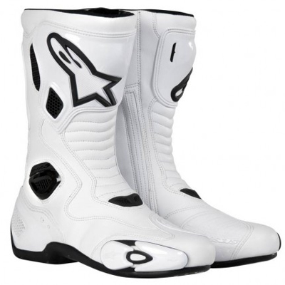 ALPINESTARS S-MX 5 racing boots col. white