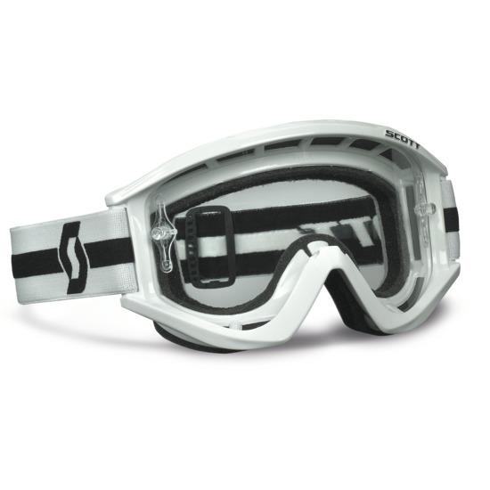 Scott cross glasses RecoilIX White