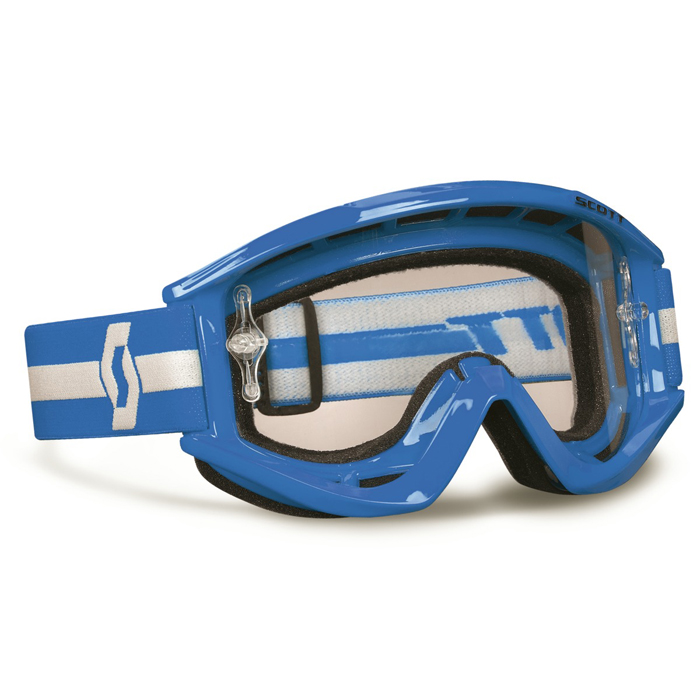 Scott cross glasses RecoilIX Blue
