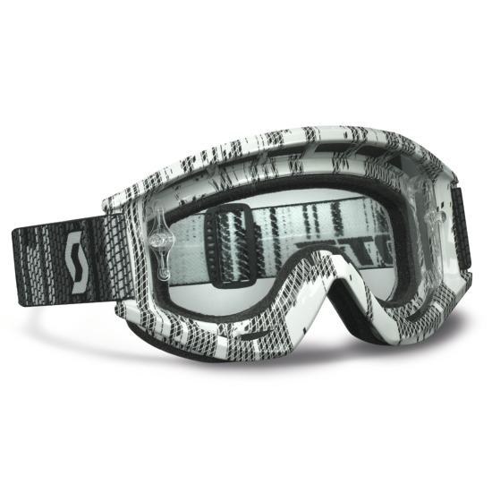 Occhiali Scott Recoil XI Pro Matrix Nero Bianco