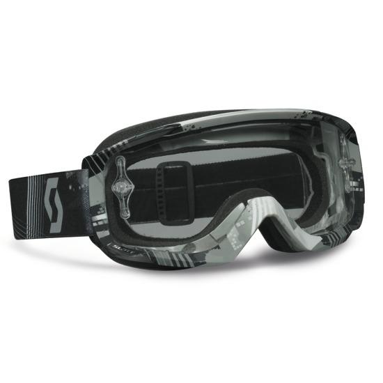 Scott Split OTG off road goggles Tangent grey