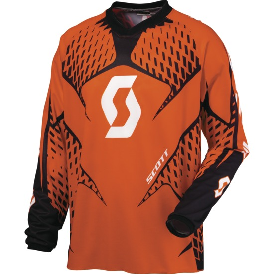 Jersey cross Scott 250 Spectre Black Orange