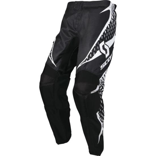 Pantaloni cross Scott 250 Spectre Nero Bianco
