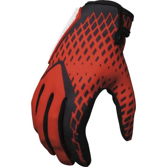 Cross Gloves Scott 250 Spectre Black Red
