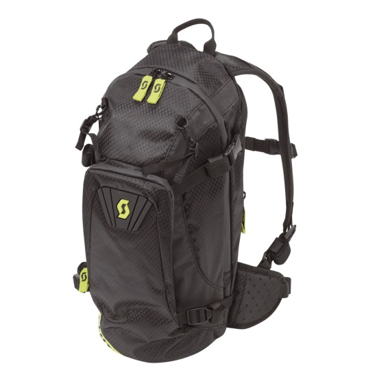 Scott Grafter Backpack Black Green