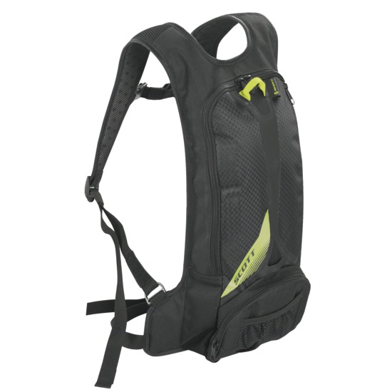 Scott Radiator Waterbag Backpack Black Green