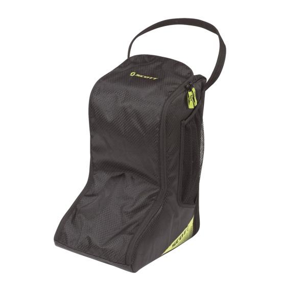 Scott Boots Bag Black Green