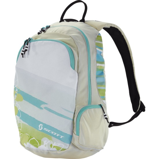 Scott EP The Green Backpack
