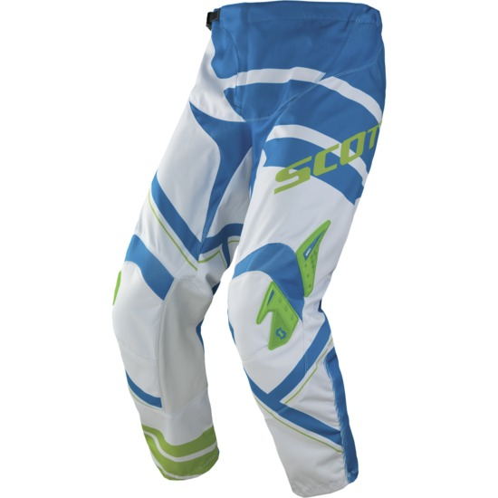 Pants cross Armada 350 Scott White Blue