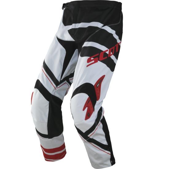 Pants cross Armada 350 Scott Black White