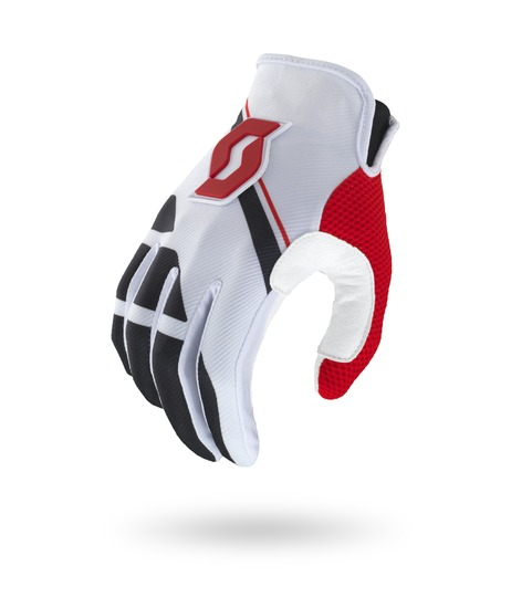 Gloves Scott 350 cross Armada Black White