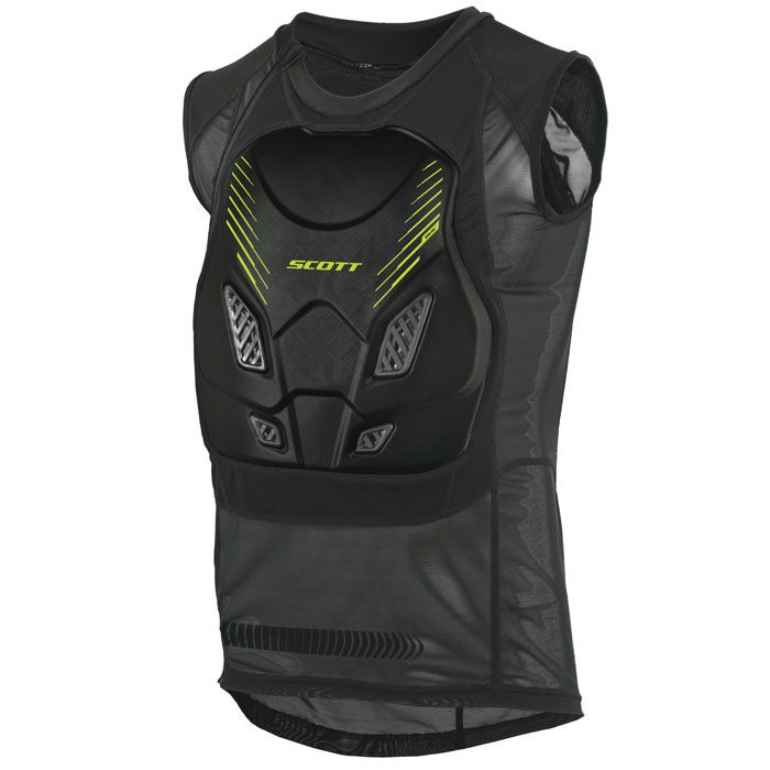 Scott SoftCon Harness Vest Black