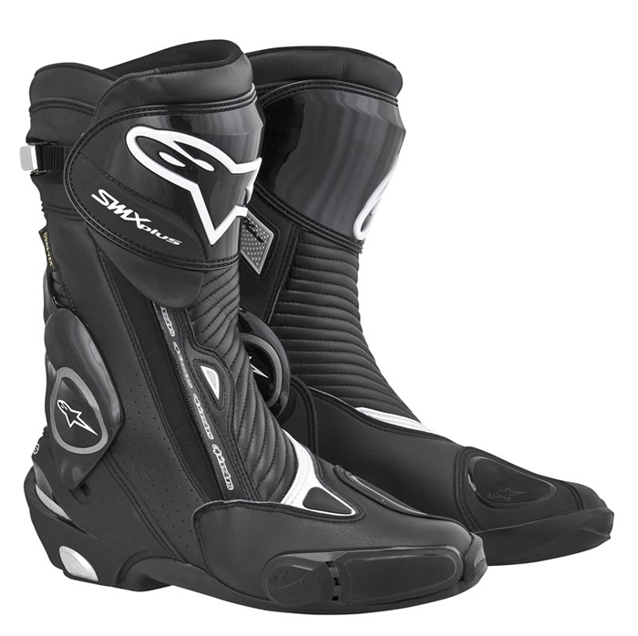 Boots Alpinestars S-MX Plus Gore-Tex Black