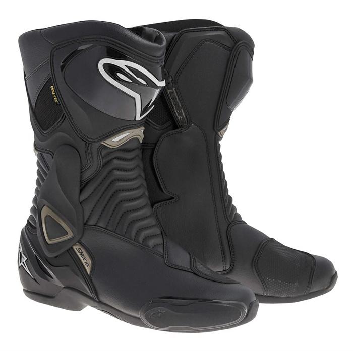 Boots Alpinestars SMX Gore-Tex Black Beige 6