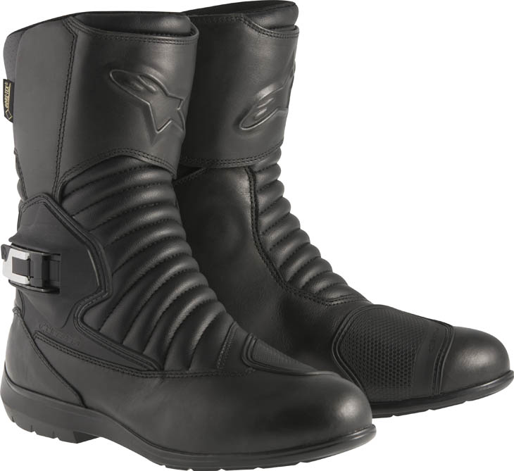 Alpinestars Mono-Fuse Goretex boots Black