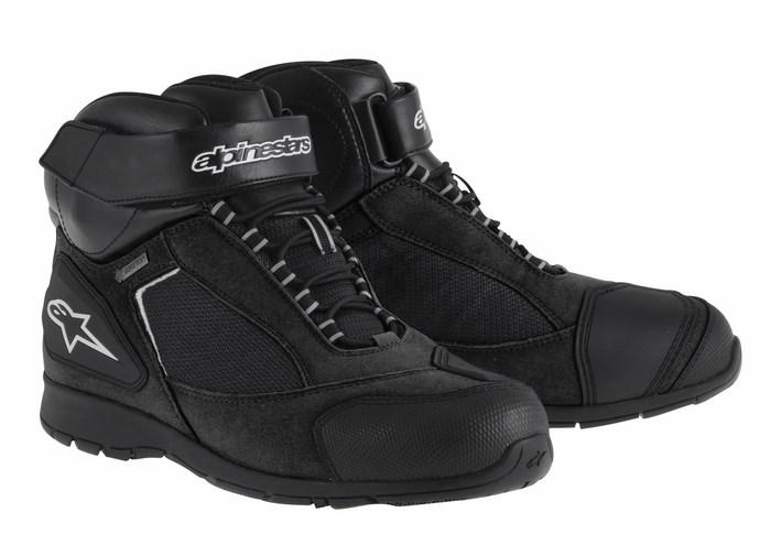 Scarpe moto Alpinestars Sierra Gore-tex XCR nero