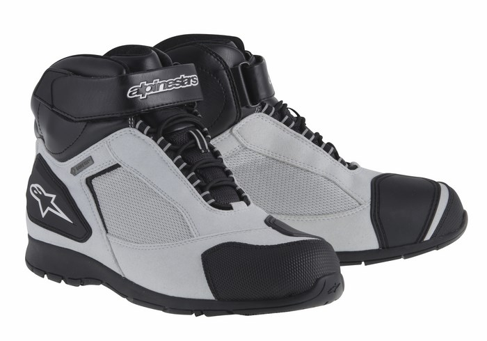 Alpinestars Sierra Gore-tex XCR shoes black white