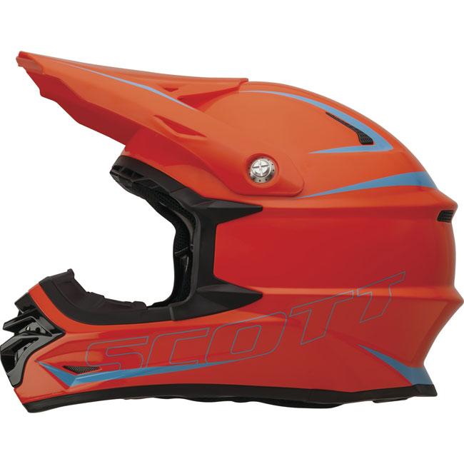 Cross helmet Scott Pro 350 Orange