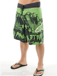 Alpinestars Shock Boardshorts kiwi green