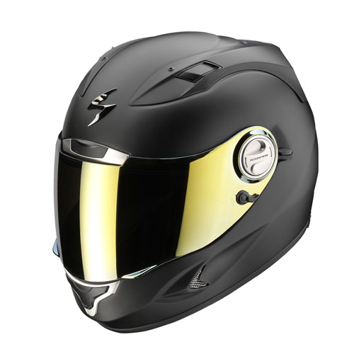 Casco integrale Scorpion Exo 1000 Air Nero Opaco