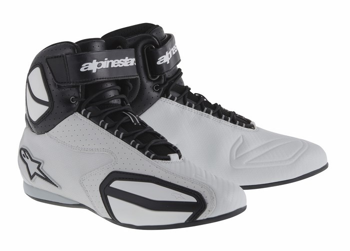 Alpinestars Faster Vented shoes black grey