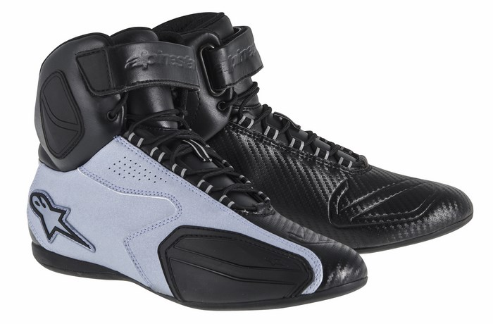 Alpinestars Stella Faster shoes ice blu black