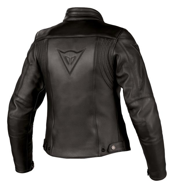 Dainese Razon Lady leather jacket black