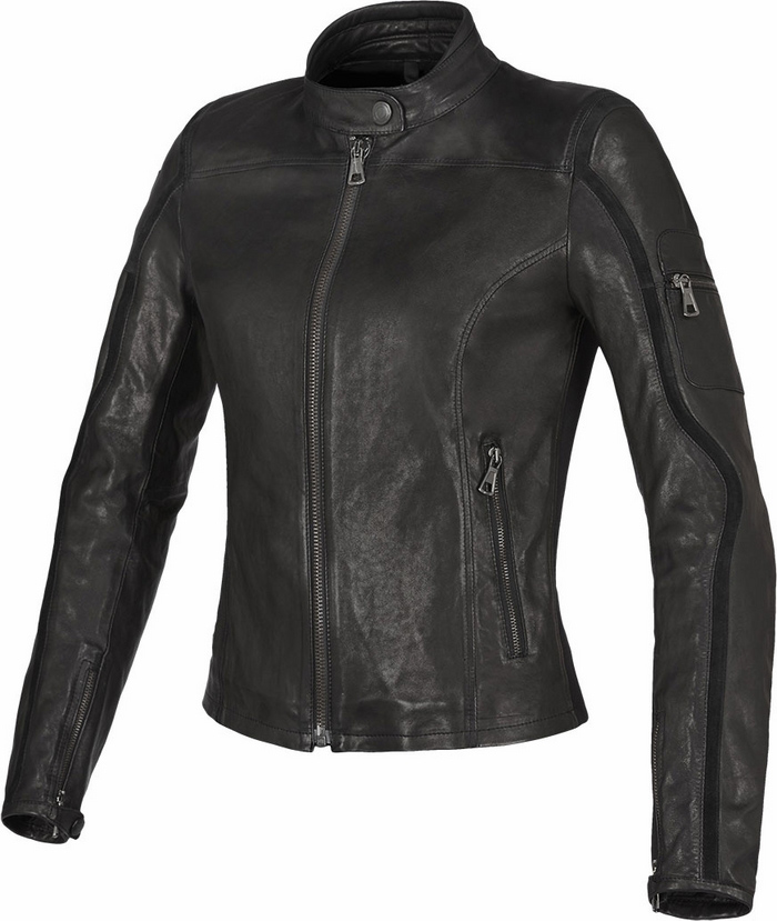 Giacca moto donna palle Dainese Jessy Lady Nero
