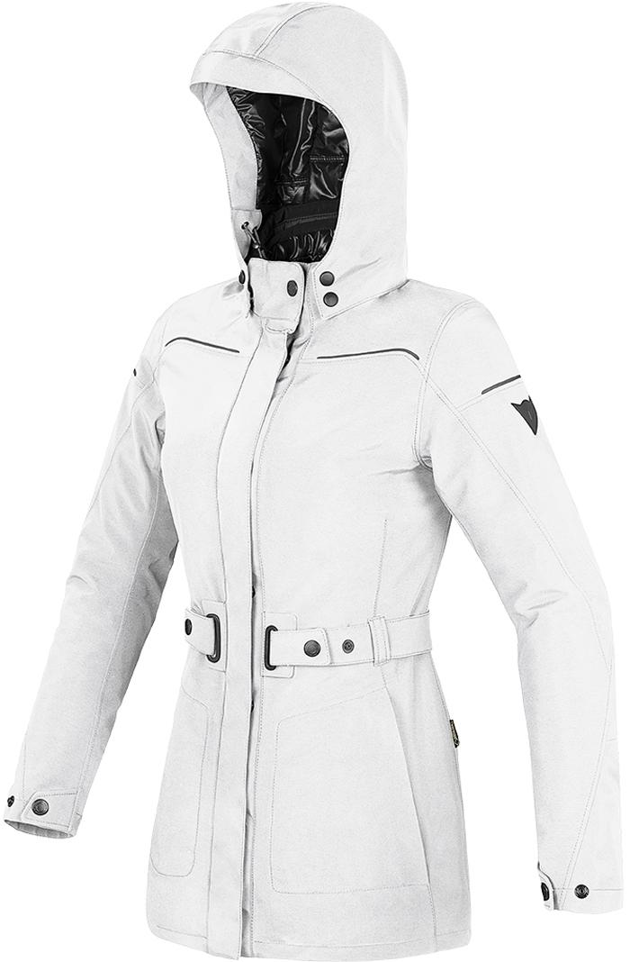 Dainese Eleonore GoreTex woman jacket Vaporous Gray