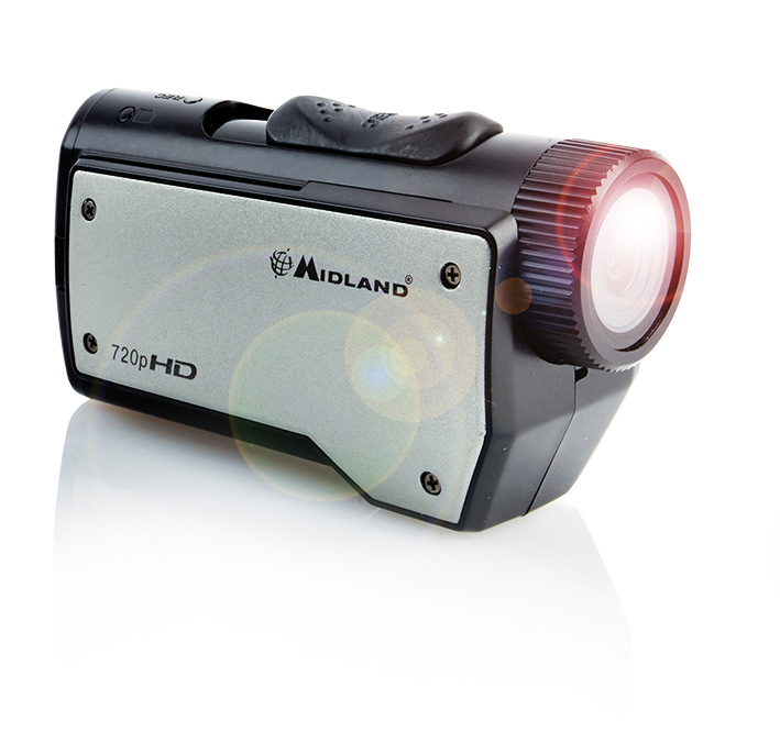 Videocamera Midland XTC-260 Action camera HD Ready
