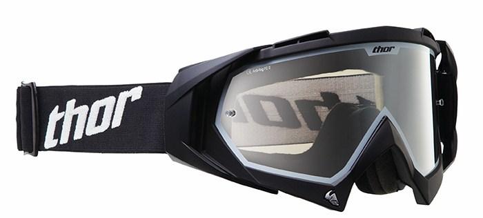 Cross Thor Hero goggles matte black