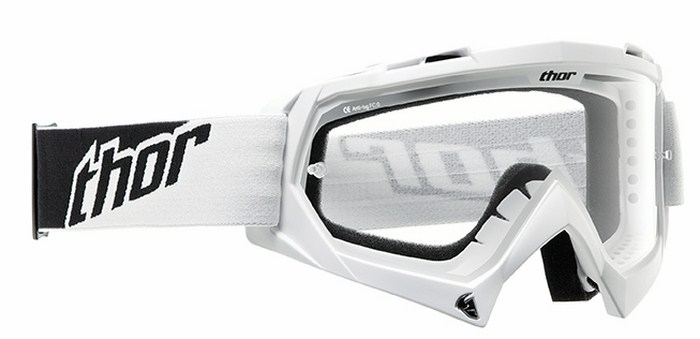 Eyewear Cross Thor Enemy Solid White