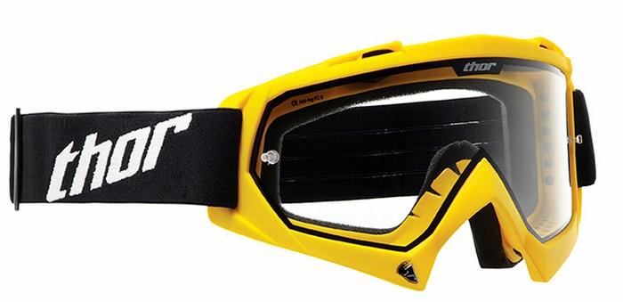 Eyewear Cross Thor Enemy Solid yellow