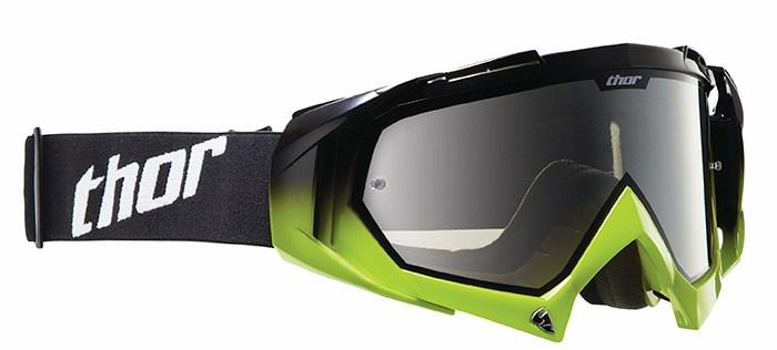 Cross Thor Hero goggles black-green