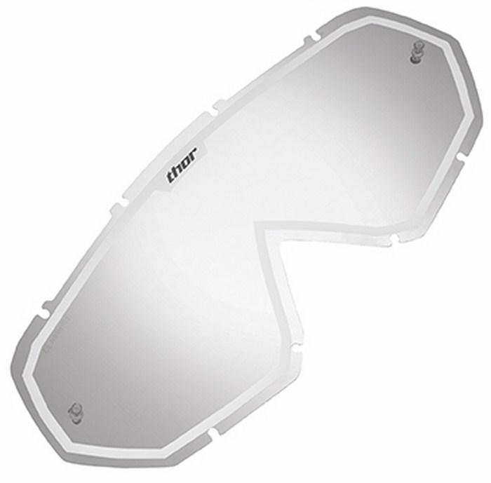 Ricambio lente per maschere Hero-Enemy Thor specchio bianca
