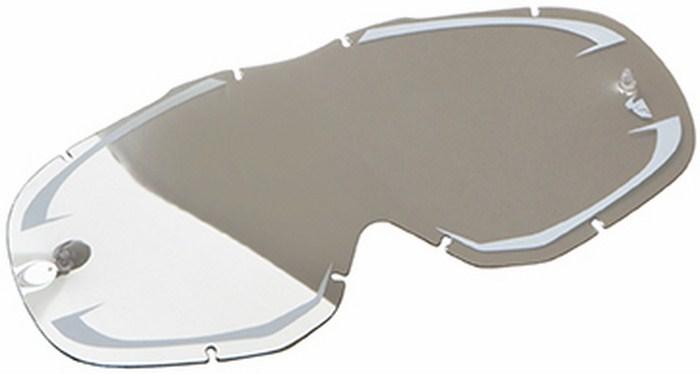 Ricambio lente per maschere Ally Thor specchio bianca