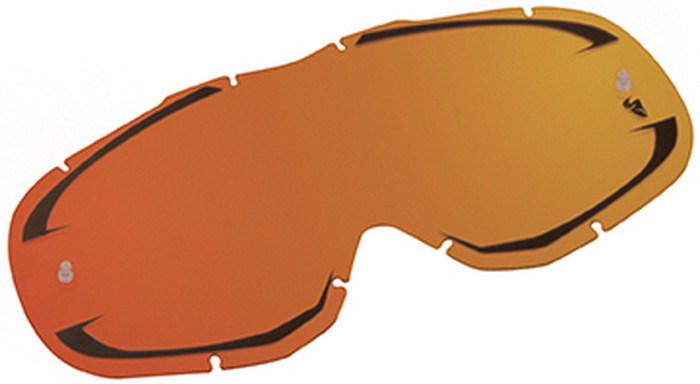 Replacement lens for Thor Ally Goggle iridium
