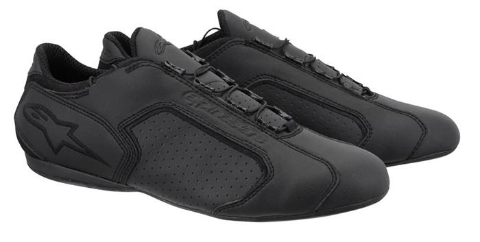 Alpinestars Black Shoes Montreal
