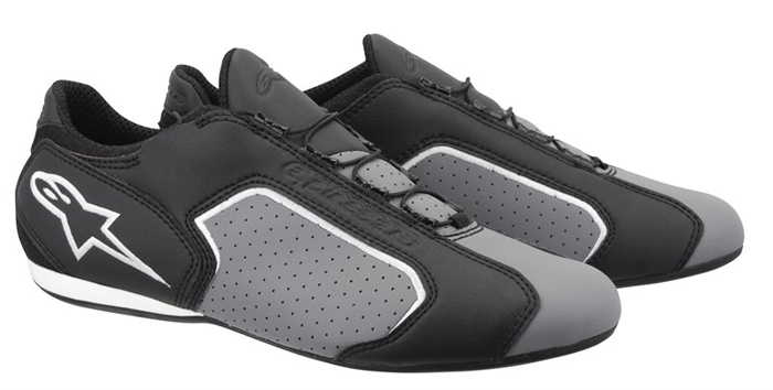 Montreal Alpinestars Shoes Black Grey